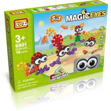 LOZ MAGIC EYES 18 piezas
