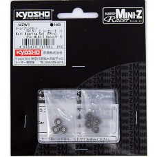 Kyosho MZW1 BALL BEARING SET MINI-Z